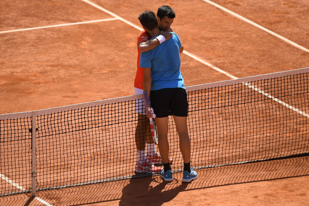 Dominic Thiem - Roland-Garros 2019 - demi-finale