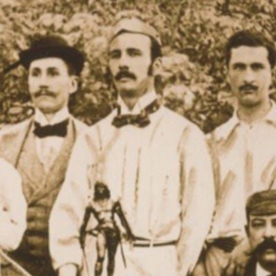 Briggs Roland-Garros 1891.