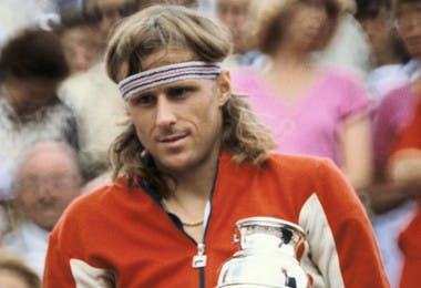 Bjorn Borg - RG 1980