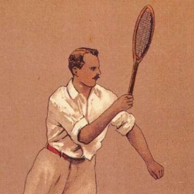 Illustration Laurent Riboulet Roland-Garros.