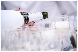 Kiosque à champagne