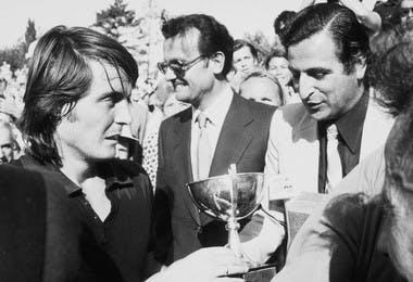 Adriano Panatta - RG 1976