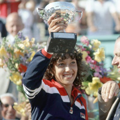 Virginia Ruzici Roland-Garros 1978 champion.