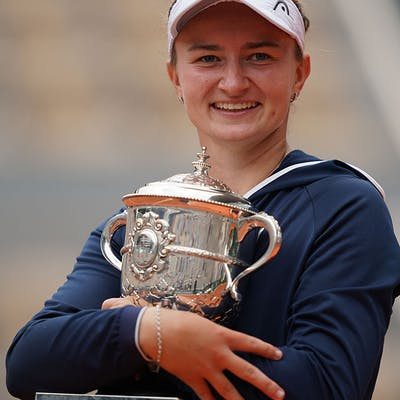 Barbora Krejcikova Roland-Garros 2021