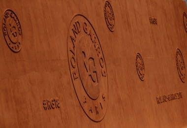 Roland-Garros 2018, logo