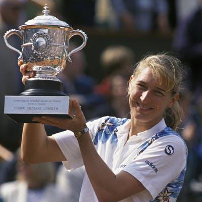 Steffi Graf Roland-Garros 1995.