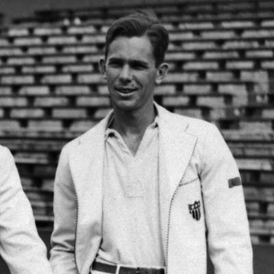 Don McNeill Roland-Garros champ 1939 Paris French Open.