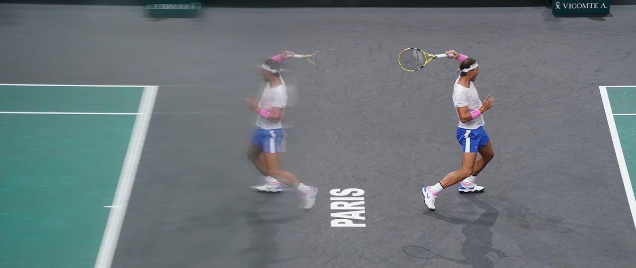 Rafael Nadal RPM 2019 HD