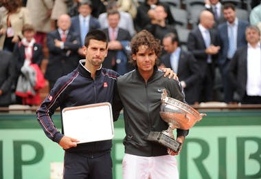 Finale Roland Garros 2012 Nadal-Djokovic