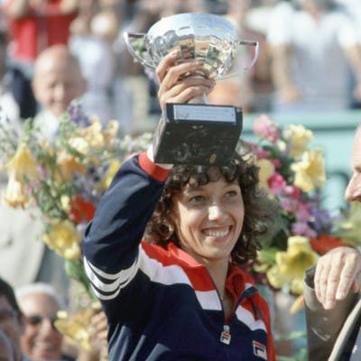 Virginia Ruzici Roland-Garros 1978 champion.