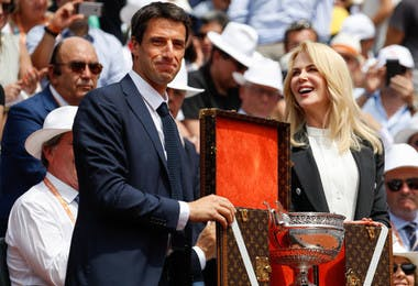 Touy Estanguet Roland-Garros 2017