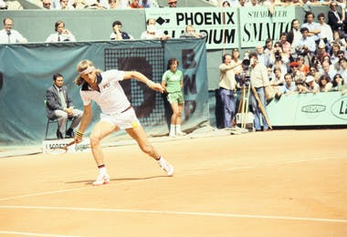 Bjorn Borg - Roland-Garros 1978