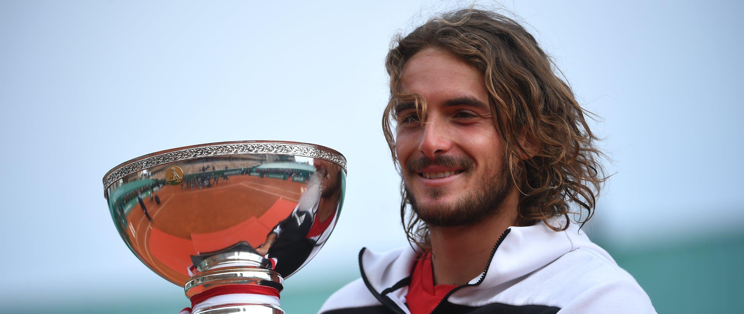 Stefanos Tsitsipas Monte-Carlo 2021