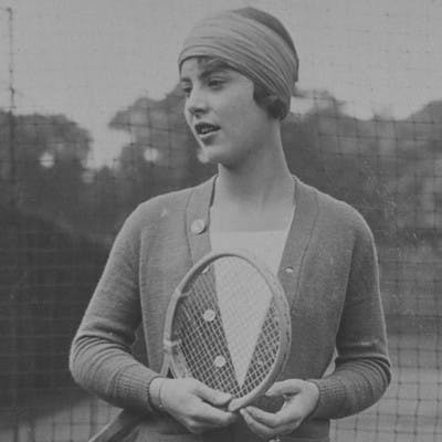 Cilly Aussem Roland-Garros champ 1931 French Open.