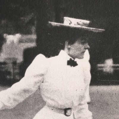 P. Girod Roland-Garros 1901.