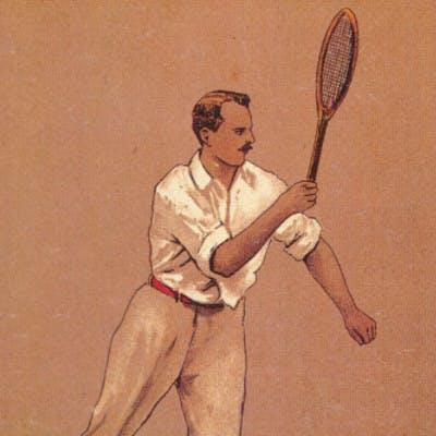 Illustration Laurent Riboulet Roland-Garros.