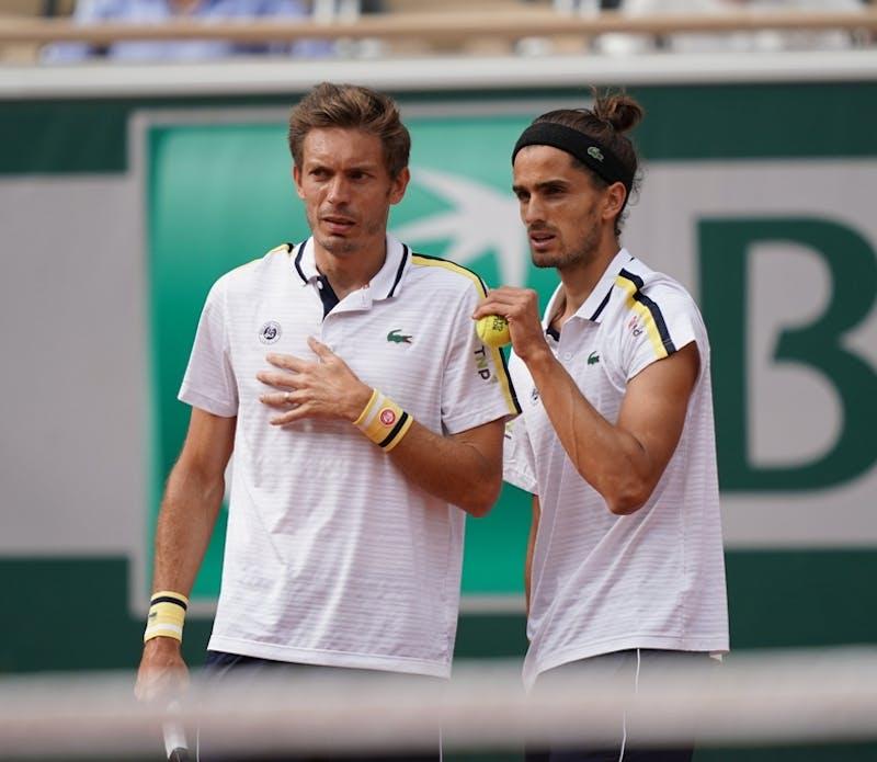 Nicolas Mahut, Pierre-Hugues Herbert, Roland Garros 2021, final doubles