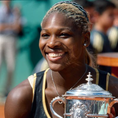Serena Williams championne Roland-Garros 2002 French Open