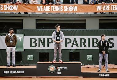 Roland-Garros eSeries by BNP Paribas édition 2019