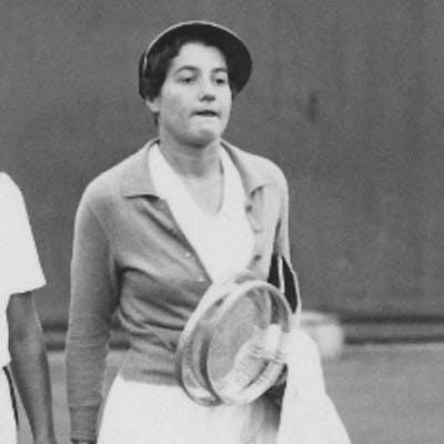 Margaret Scriven Helen Jacobs Roland-Garros 1934.