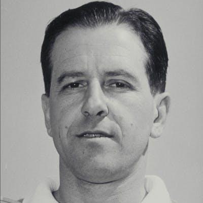 Marcel Bernard Roland-Garros 1946.