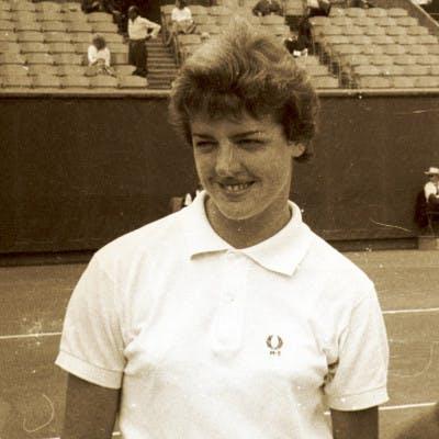 Margaret Court Maria Ester Bueno Roland-Garros 1964.