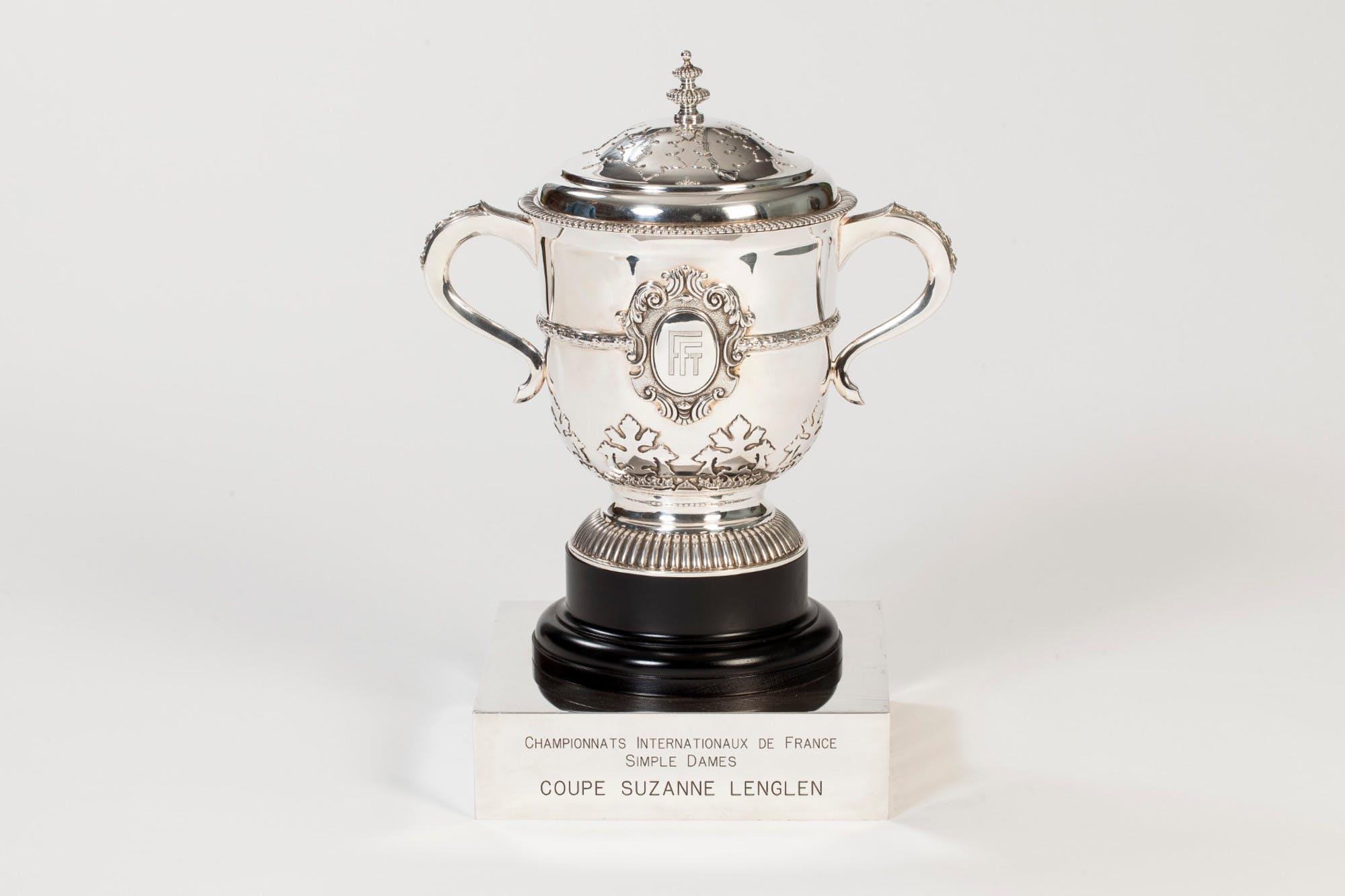 The trophies - Roland-Garros - The 2020 Roland-Garros Tournament official site