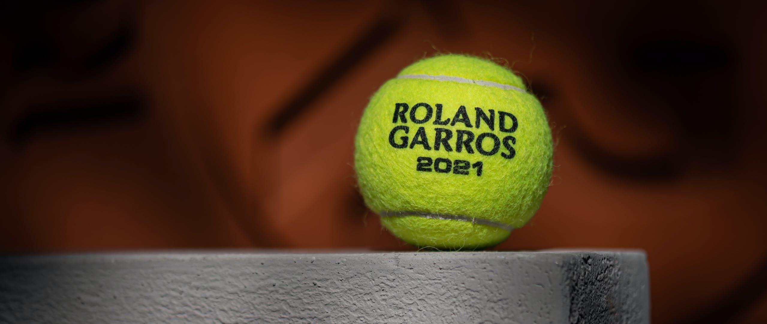 Balle Roland-Garros 2021