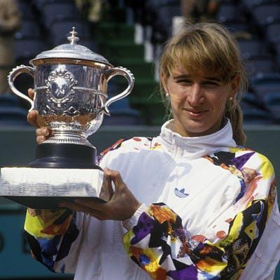 Steffi Graf Roland-Garros 1993.