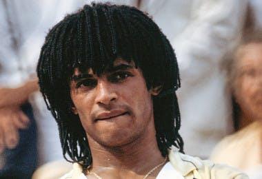 Yannick Noah victoire 1983