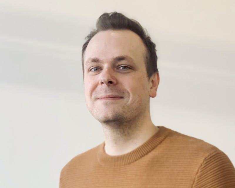 Portrait of Andrew Reist