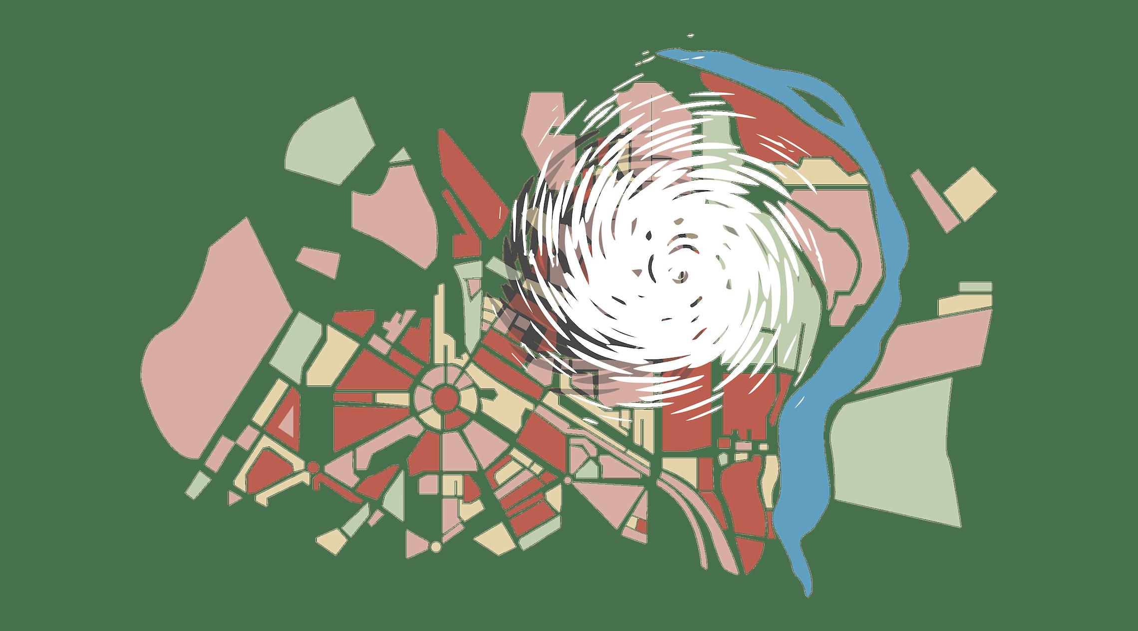 Tornado by Annika Taneja; Illustration by Akshaya Zachariah on FiftyTwo.in