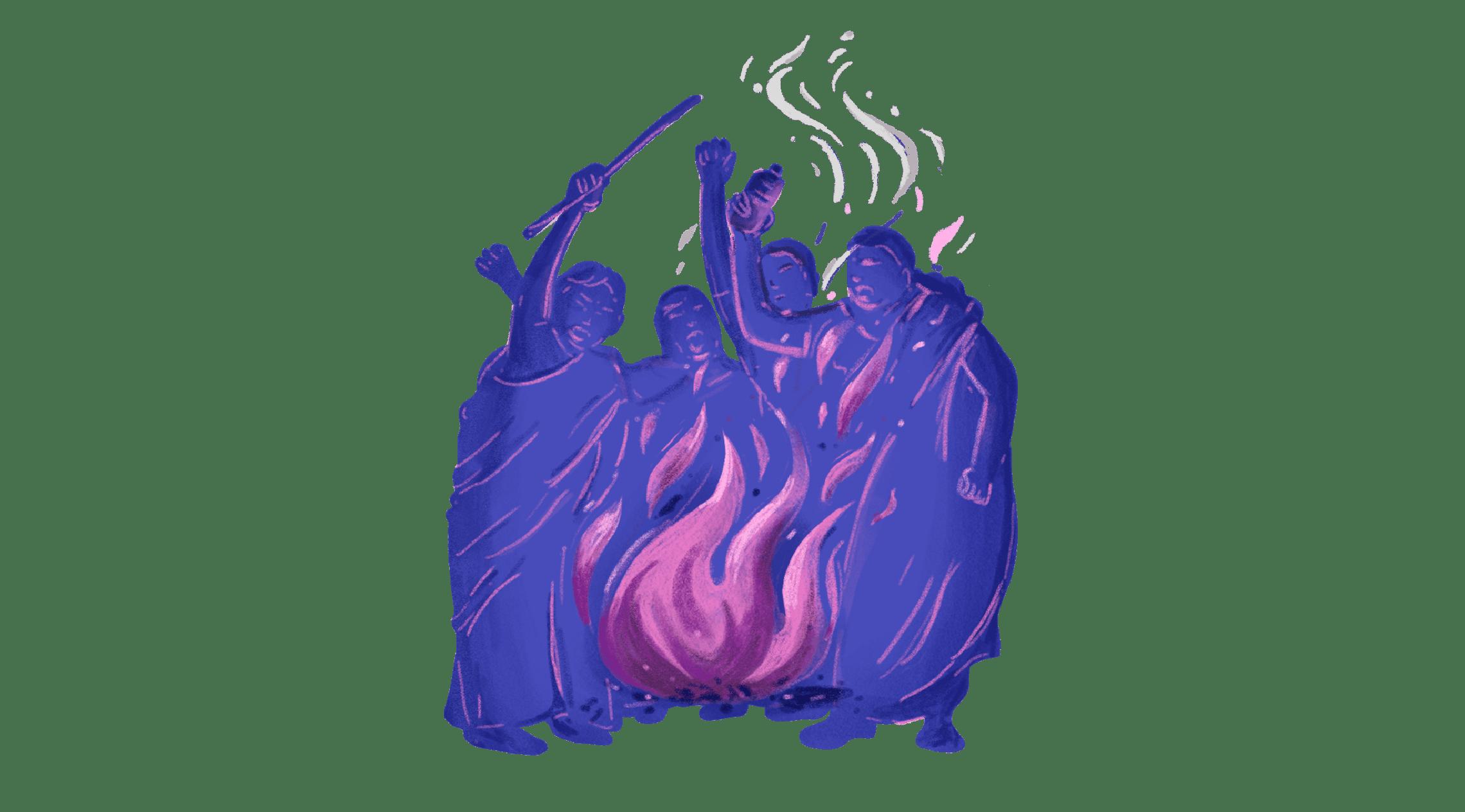 Smashed - Namrata Kolachalam; Illustration by Akshaya Zachariah
