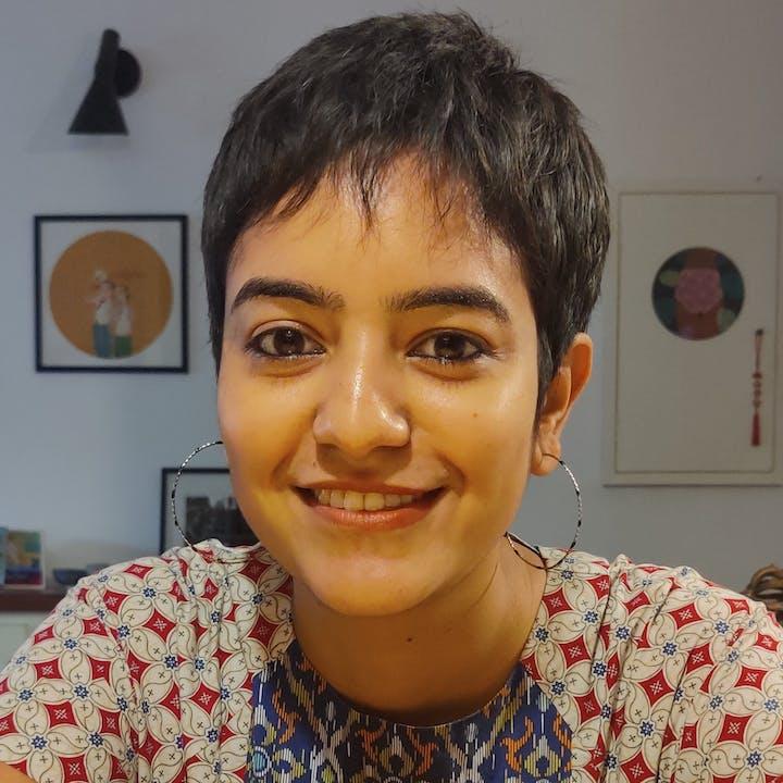 Sowmiya Ashok - Author, FiftyTwo.in