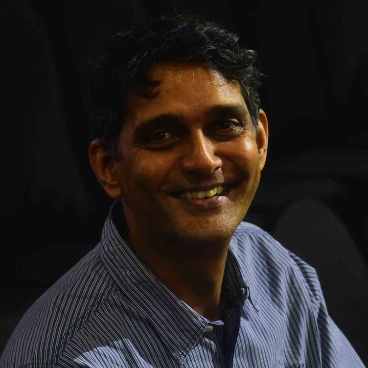 Arun Janardhan - Author, Fifty Two