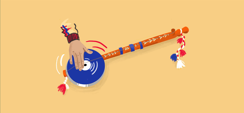 Banger - Akhil Sood on FiftyTwo.in; Illustration by Akshaya Zachariah