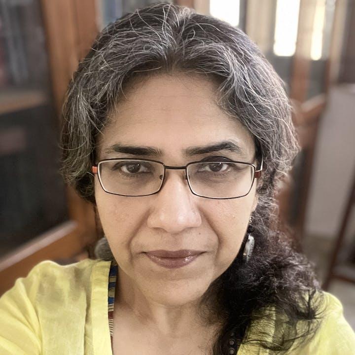 Seema Chishti — Author, FiftyTwo.in