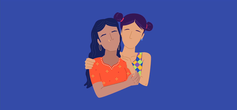 Coupling by Joshua Muyiwa; Illustration by Akshaya Zachariah on FiftyTwo.in