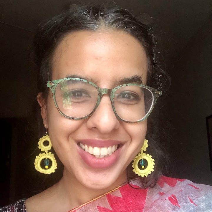 Saba Imtiaz - Author, FiftyTwo.in
