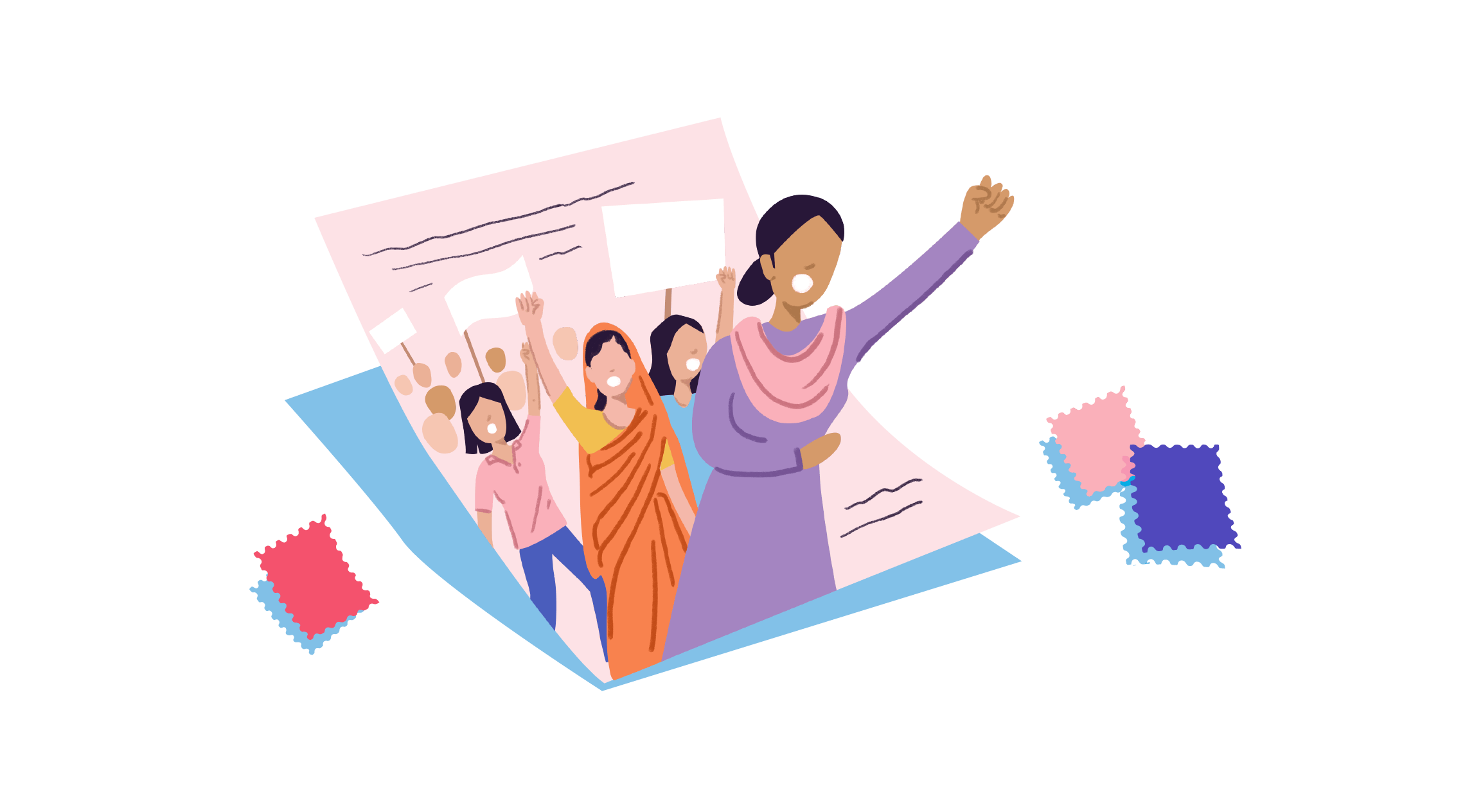 Power - An open letter to the Supreme Court changed the way many Indians thought about women's rights. The rest should be history.