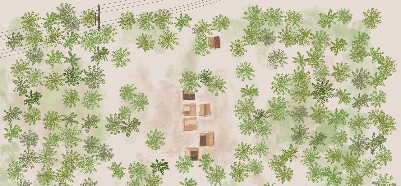 The Dig - Sowmiya Ashok; Illustration by Akshaya Zachariah on FiftyTwo.in