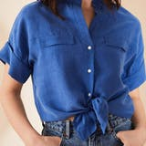 Chemises bleues
