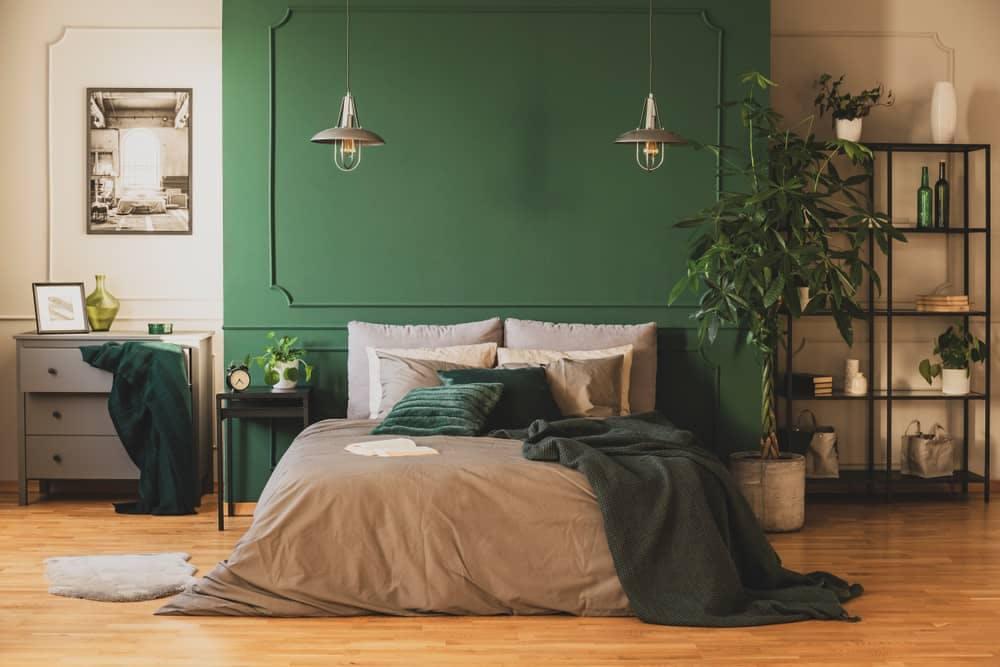 couleur chambre
