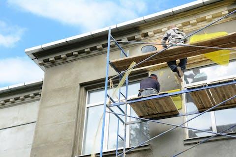 Quelles aides pour un ravalement de façade?