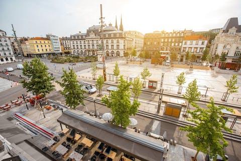 [Infographie] Prix de l'immobilier à Clermont-Ferrand