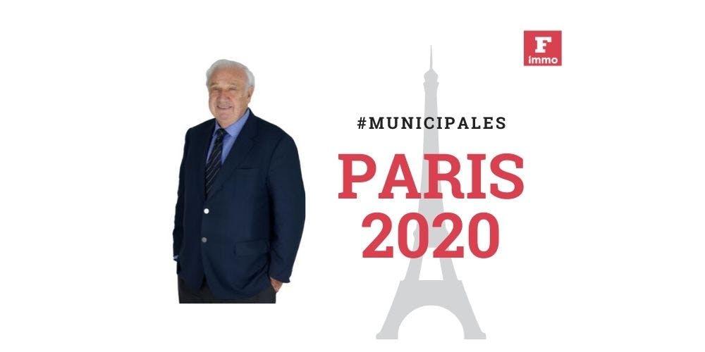 Municipales Paris 2020 Marcel Campion : « En finir avec le rachat d'appartements des beaux quartiers pour en faire des logements sociaux »