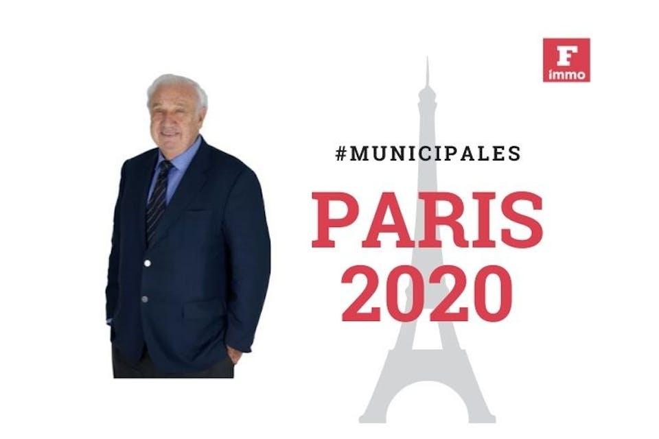 Municipales Paris 2020 Marcel Campion: «En finir avec le rachat d'appartements des beaux quartiers pour en faire des logements sociaux»