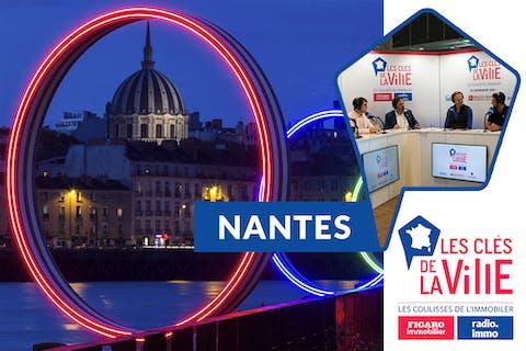 Immobilier: Les Clés de la ville de Nantes