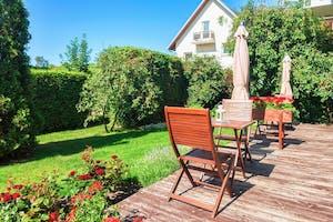 Vendre plus vite sa maison grâce au Garden Staging