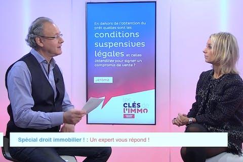 Les Clés de l'immo: questions de droit immobilier